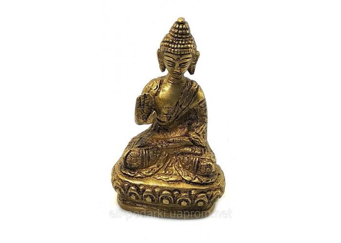 Бронзовий Будда (7.5х5х3,5 см)E