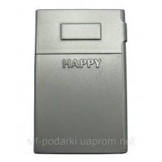 """Візитниця """"Happy"""" метал незначні дефекти точки,вигляд і функціональність не псують"""