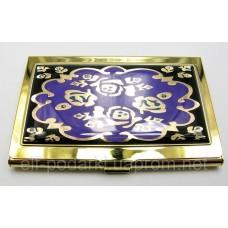 """Візитниця """"Золото"""" (9,5х6,5х0,5 см)19310 F"""