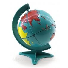 Глобус-головоломка (11х6,5х6,5 см) ЗП-32298