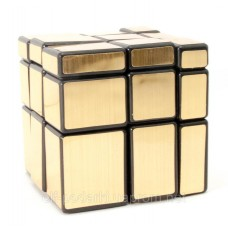 "Головоломка ""Дзеркальний Куб"" ""золото""(6х6х6 см) ЗП-26445"