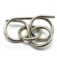 Головоломка метал (12х8х4,5 см) ЗП-19284