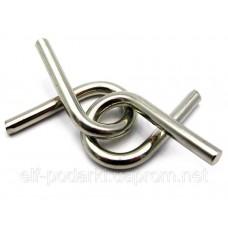 Головоломка метал (12х8х4,5 см) ЗП-19318