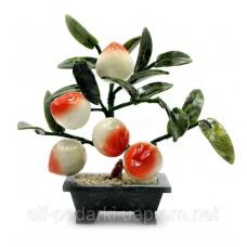 Дерево персик (5 плодів)(23х24х13 см) ЗП-21165