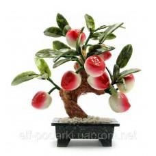 Дерево персик (8 плодів)(20х15х8 см) ЗП-20810