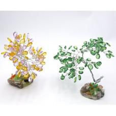 Дерево з кристалами (19 см) ЗП-19322