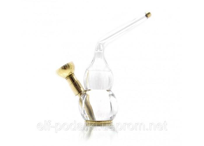 Кальян міні Водяний фільтр для сигарет 11х10х3,5см (23452)