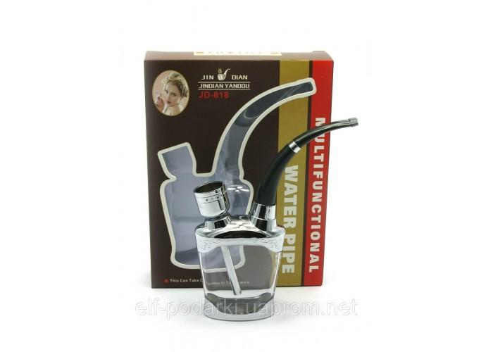 Кальян міні Водяний фільтр для сигарет 13х10х3см (27867)