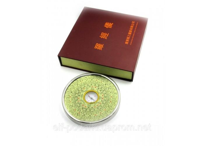 Компас феншуй круглий подарунковій упаковці d-12см (27247)