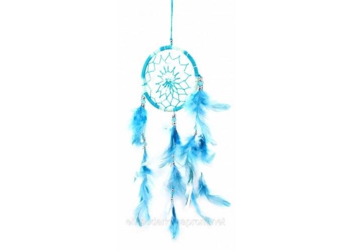 Ловець снів синій d-9см (32645E)