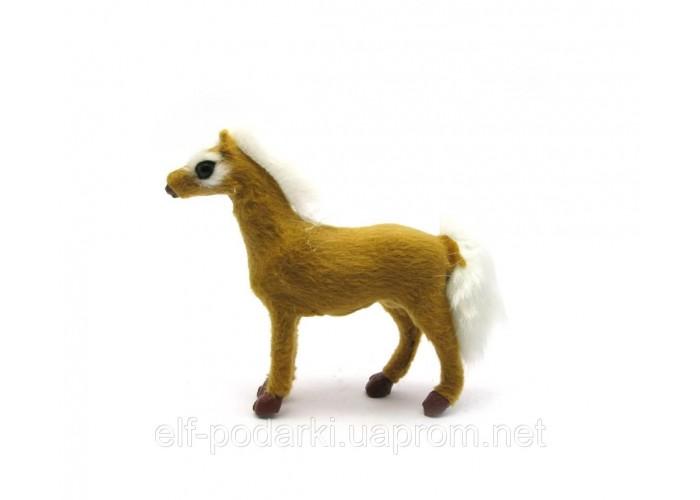 Кінь хутро (11х11х3,5 см)
