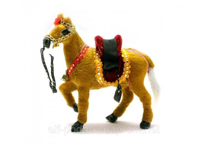 Кінь хутро (15х13х5)
