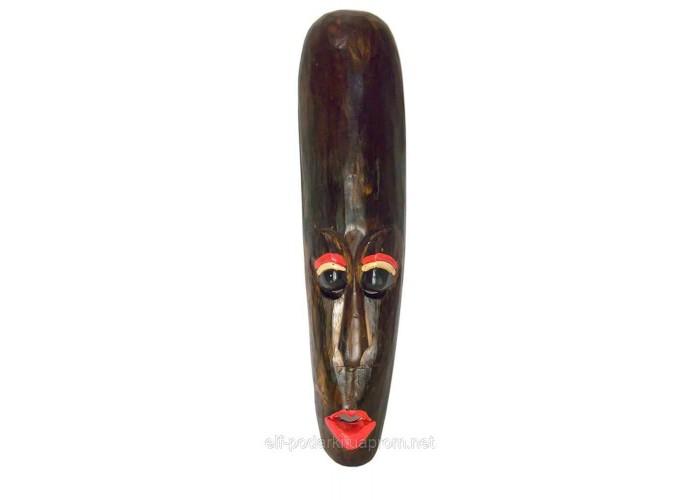 Маска дерев'яна (12х5х50 см)