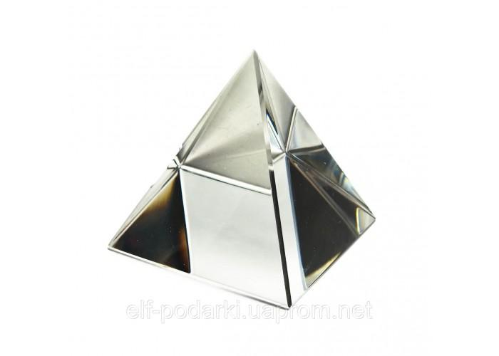 Кришталева піраміда 6см (2191)