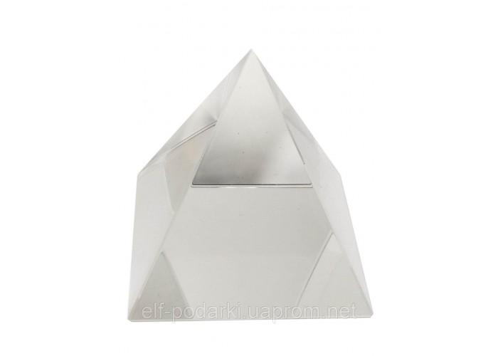 Кришталева піраміда 8см (20776)