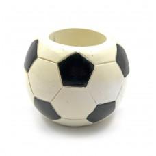 """Підставка для ручок """"Футбольний м'яч"""" (d-8 см)(W52006) ЗП-24902"""