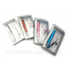 Ручка с брелоком набор (14х7,5х1 см)(MH968-70)