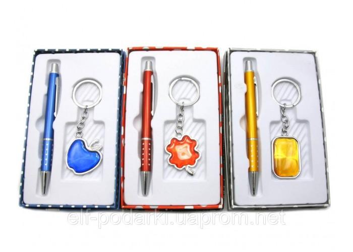 Ручка з брелоком набір 17х10х3см (27224)