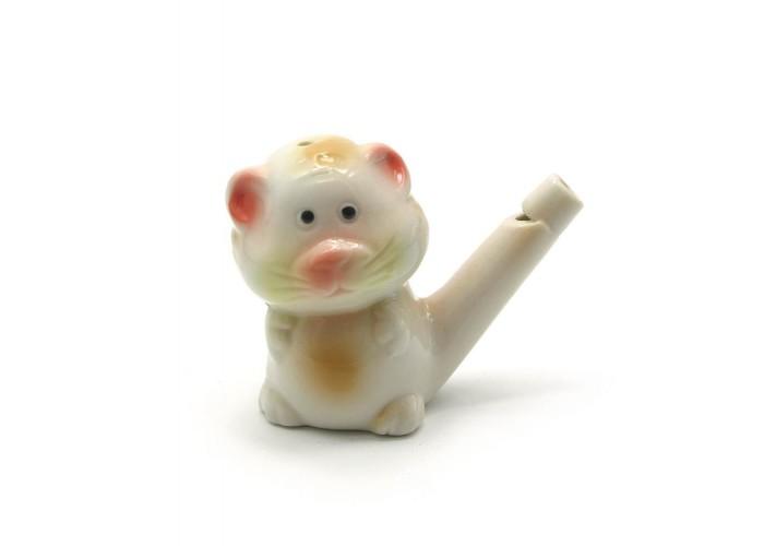 """Свистулька керамічна """"Кіт"""" (6,5х8х3,5 см) ЗП-25967"""