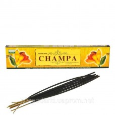 Champa (Чампа)(Darshan)(12/уп) прямокутник ЗП-23251D