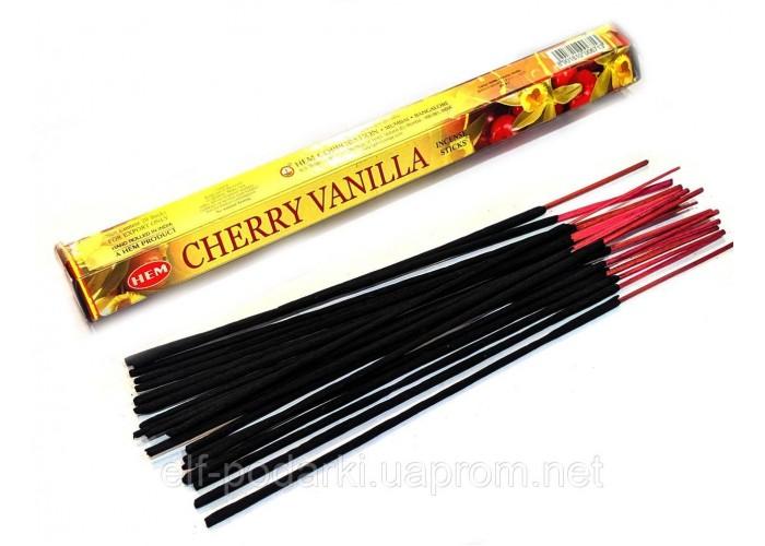 Cherry Vanilla (Вишня і Ваніль)(Hem)(6/уп) шестигранник ЗП-28604