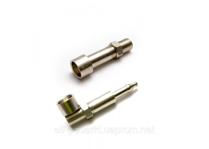 """Курильна Трубка метал """"Болт"""" 7х2х3см (4303)"""