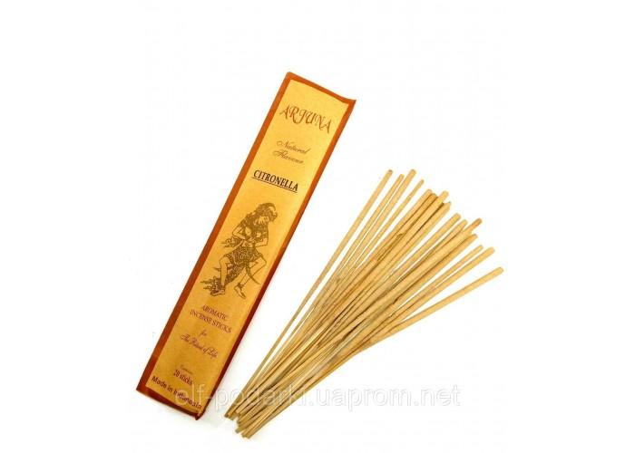 Citronella (Цитронелла)(Arjuna) пыльцовое пахощі (Індонезія) ЗП-30650K