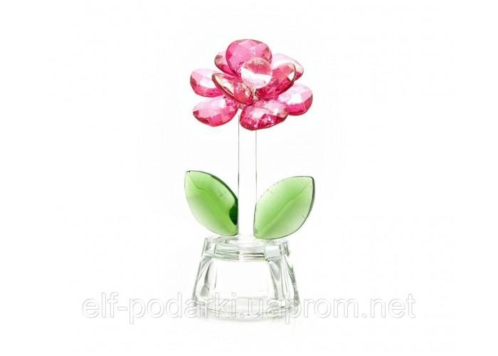 Квітка кришталевий 8,5х4,5х3,5см (23350)