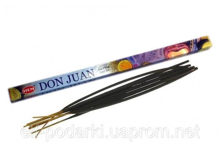 Don Juan (Дон Жуан)(Hem)(25/уп) квадрат ЗП-27720K