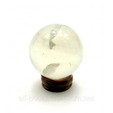 Куля з гірського кришталю d-4,5 см (27097)