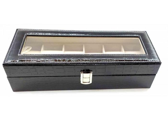 Скринька для годин на 6 шт(30х11,5х8 см)