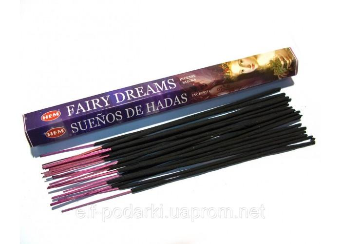 Fairy Dreams (Казкові сни)(Hem)(6/уп) шестигранник ЗП-28201K