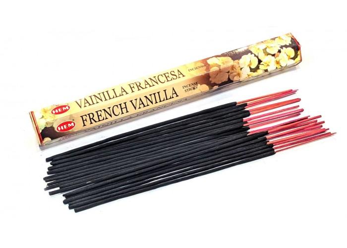 French Vanilla (Французька Ваніль)(Hem)(6/уп) шестигранник ЗП-27614