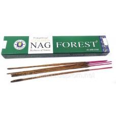 Golden nag Forest (Ліс)(Vijashree)(15 gm) (12 шт/уп)пыльцовое пахощі ЗП-32600