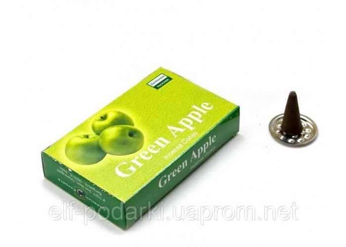 Green apple (Зелене Яблуко)(Darshan)(12/уп) конуси ЗП-23265D