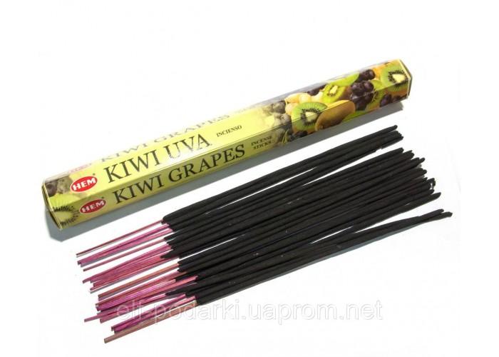 Kiwi Grapes (Ківі і Виноград) (Hem)(6/уп) шестигранник ЗП-28185K