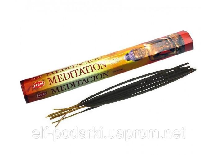 Meditation (Медитація)(Hem)(6/уп) шестигранник ЗП-28173K
