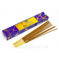Natural Lavender(Натуральна Лаванда)(15 gm) (12 шт/уп)(Satya) пыльцовое пахощі ЗП-29361K