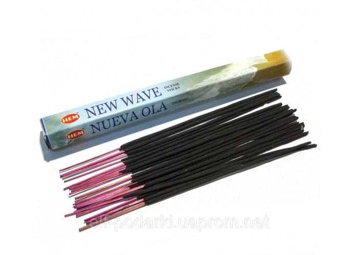 New Wave (Нова Хвиля)(Hem)(6/уп) шестигранник ЗП-27473K