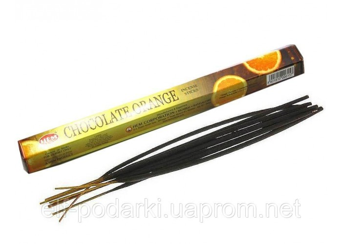 Orange Chocolate (Апельсин, Шоколад)(Hem)(6/уп) шестигранник ЗП-27629K