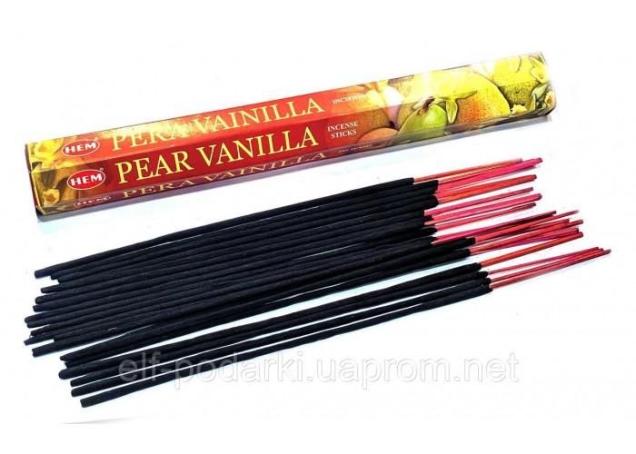Pear Vanilla (Ванільна Груша)(Hem)(6/уп) шестигранник ЗП-27661