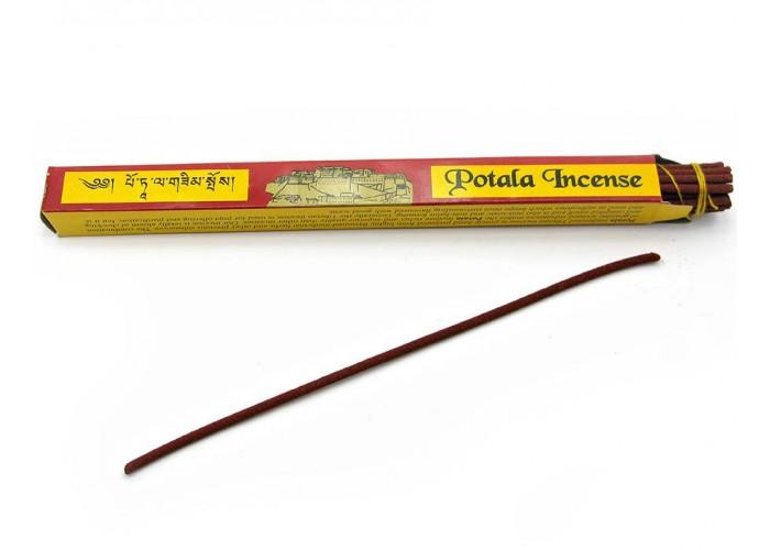 Potala incense (Потала)(безосновное пахощі)(Тибет) ЗП-9002