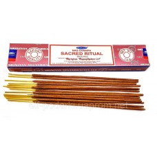 Sacred Ritual (Священний Ритуал)(15 gms) (12/уп) (Satya) Масала пахощі ЗП-32497