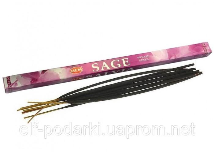 Sage (Шавлія)(Hem)(25/уп) квадрат ЗП-27711K