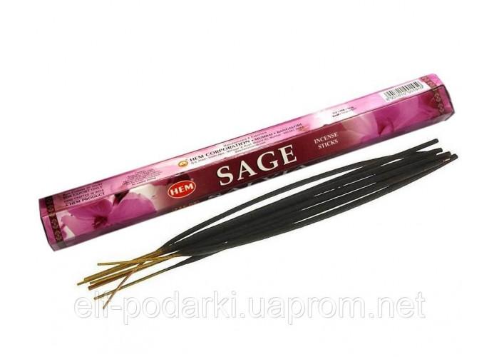 Sage (Шавлія)(Hem)(6/уп) шестигранник ЗП-27668K