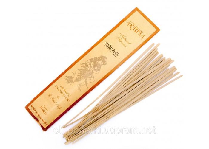 Sandal Wood (Сандалове Дерево)(Arjuna) пыльцовое пахощі (Індонезія) ЗП-29441K