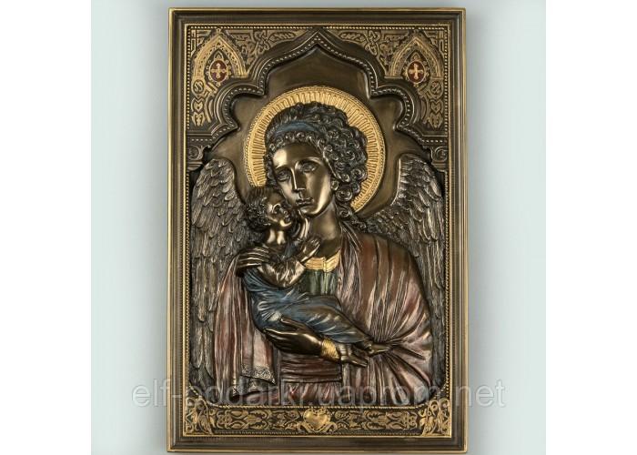 Картина Марія з немовлям (16*23 см)