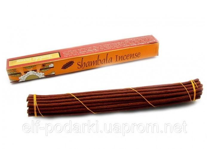 Shambala incense (Шамбала)(безосновні пахощі)(Тибет) ЗП-23481