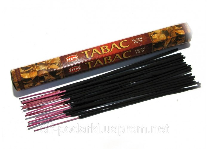 Tabac (Тютюн)(Hem)(6/уп) шестигранник ЗП-27663K