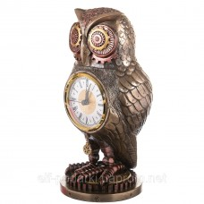 "Годинник ""Філін"" 26 см (76683V4) Veronese"